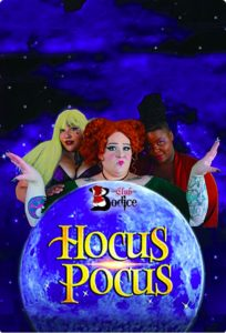 Club Bodice Presents: A Hocus Pocus Tribute Night