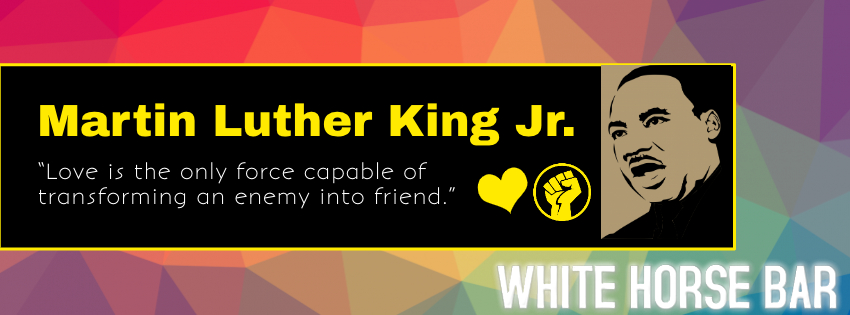 Copy of Martin Luther King Jr Quote Facebook Cover - Made with PosterMyWall